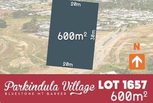 Lot 1657, Richmond Drive, Mount Barker, SA 5251