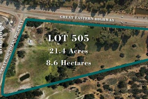 Lot 505, Great Eastern Highway, The Lakes, WA 6556