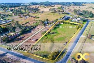 2 Racecourse Avenue, Menangle Park, NSW 2563
