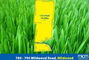 785-795 Wildwood Road, Wildwood, Vic 3429