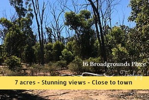 16 Broadgrounds Place, Toodyay, WA 6566