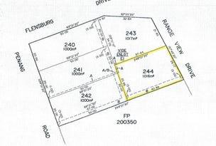Lot 244 Range View Drive, Weeroona Island, SA 5495