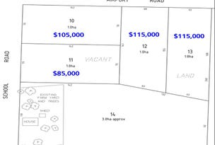 Lot's 10,11, 12 & 13 School and Airport Road, Yorketown, SA 5576