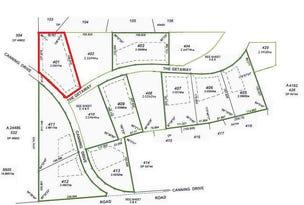 Lot 401 The Getaway, Pink Lake, WA 6450