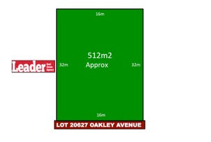 Lot 20627, Oakley Avenue, Kalkallo, Vic 3064