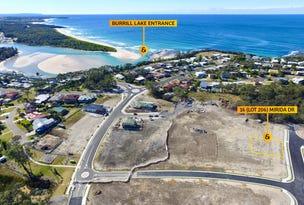 16 (Lot 206) Mirida Drive, Seaside Estate, Dolphin Point, NSW 2539