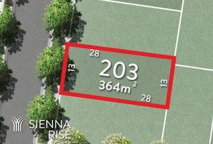 Lot 203, Saric Crt, Plumpton, Vic 3335