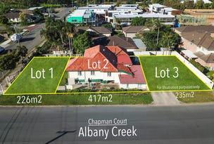 Lot 3 Chapman Court, Albany Creek, Qld 4035