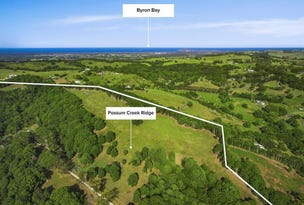 'Possum Creek Ridge' Fowlers Lane, Bangalow, NSW 2479