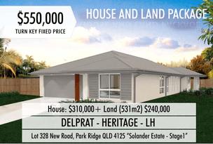 - Solander Estate, Park Ridge, Qld 4125
