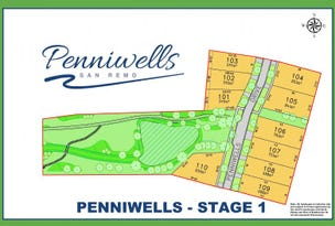 LOTS 101 - 110/14 PENNIWELLS DRIVE, San Remo, Vic 3925