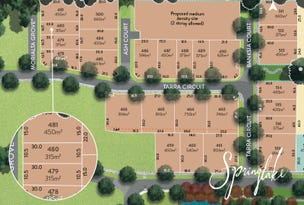 Lot 480 Morialta Grove, Mount Barker, SA 5251