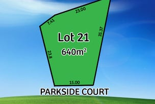 Lot 21 Parkside Court, Strathalbyn, SA 5255