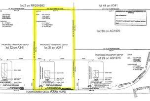 Lot 31 Toowoomba Cecil Plains Road, Wellcamp, Qld 4350