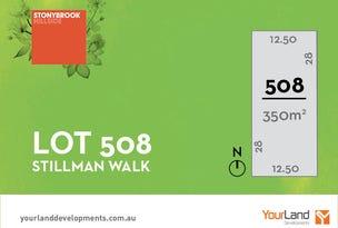 Lot 508, Stillman Walk, Hillside, Vic 3037