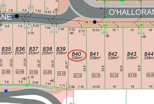 Lot 840, O'Halloran Circuit, Southern River, WA 6110