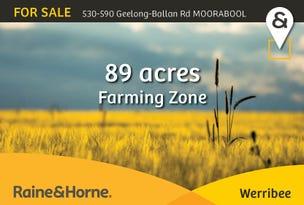 530-590 GEELONG - BALLAN ROAD, Moorabool, Vic 3213