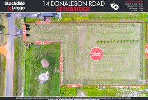 14 Donaldson Road, Lethbridge, Vic 3332