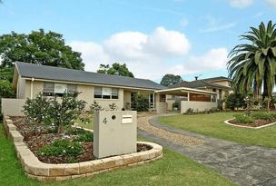 4 Fuchsia Crescent, Bomaderry, NSW 2541