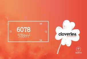 Lot 6078, Outlook Drive, Chirnside Park, Vic 3116