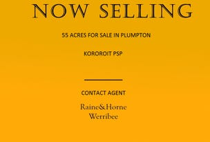 Plumpton, address available on request