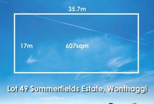 Lot 49, Summerfields Estate, Wonthaggi, Vic 3995