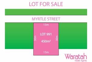 Lot 991, Myrtle Street, Gregory Hills, NSW 2557