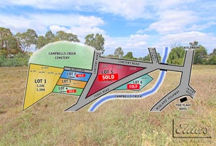 0 Cemetery Road & Fords Road, Campbells Creek, Vic 3451