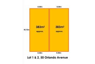 Proposed Lots 1 & 2, 50 Orlando Avenue, Hampstead Gardens, SA 5086