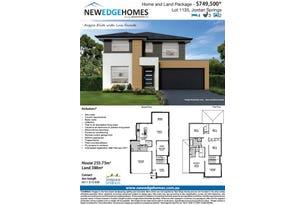 Lot 1135 Proposed Road, Jordan Springs, NSW 2747