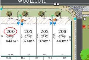 Lot 200, Woollcott Avenue, Brabham, WA 6055