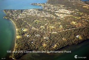 195 & 205 Cams Boulevard, Summerland Point, NSW 2259
