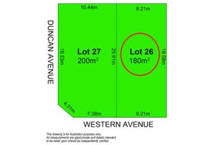 Lot 26 Western Avenue, Park Holme, SA 5043