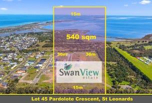 Lot 45 Pardolote Crescent, St Leonards, Vic 3223