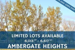 Ambergate Heights, Ambergate, WA 6280