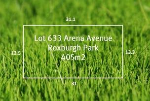 Lot 633 Arena Avenue, Roxburgh Park, Vic 3064