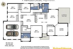 7 Hancock Circuit, Kleinton, Qld 4352