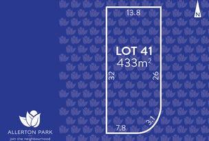 Lot 41, Allerton Park Drive, Park Ridge, Qld 4125