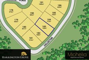 Lot 183, Collector Drive, Harrington Park, NSW 2567
