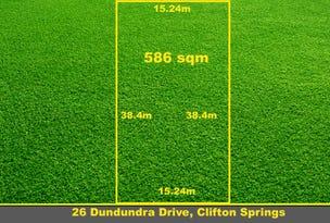 26 Dundundra Drive, Clifton Springs, Vic 3222