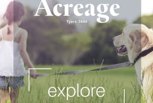 Lot 08, The Acreage, Tyers, Vic 3844