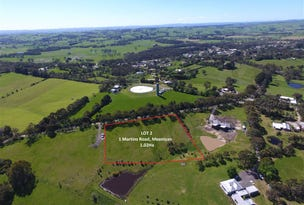 Lot 2/1 Martins Road, Meeniyan, Vic 3956