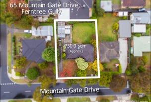 65 Mountain Gate Drive, Ferntree Gully, Vic 3156