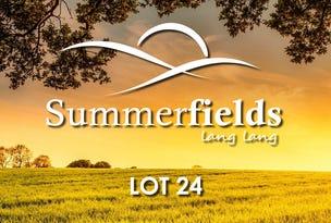 Lot 24 Summerfields Estate, Lang Lang, Vic 3984
