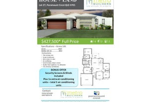 House & Land - Paramount Crest, Parkhurst, Qld 4702