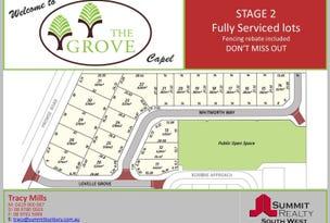 Lot 23 The Grove Estate, Capel, WA 6271