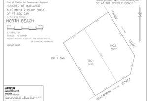 Lot 1002, 5 Isleworth street North Shores, North Beach, SA 5556