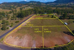 Lot 5 Cnr Blue Gum Road and Marys Creek Road, Pie Creek, Qld 4570