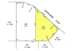 Lot 601 (proposed), 25 Rocklands Loop, Carramar, WA 6031