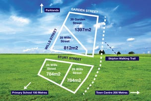 24 Wills Street (Blocks 24, 26, 28 Wills & 39 Garden Street), Smythesdale, Vic 3351